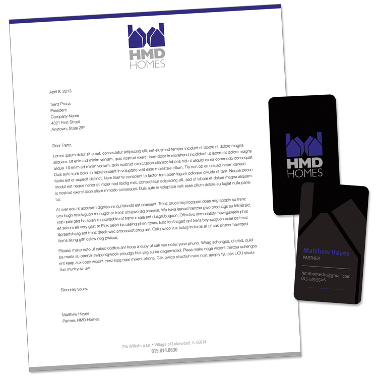 HMD Homes Stationary
